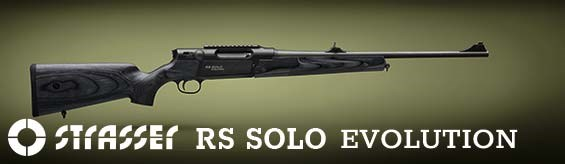 STRASSER RS SOLO hunting rifles