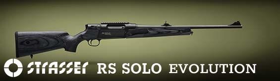 STRASSER RS SOLO Jagdgewehre