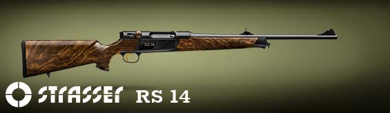 STRASSER RS 14 hunting rifles