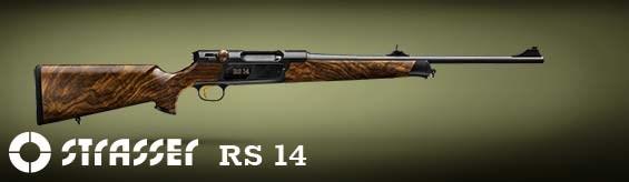 STRASSER RS 14 Jagdgewehre