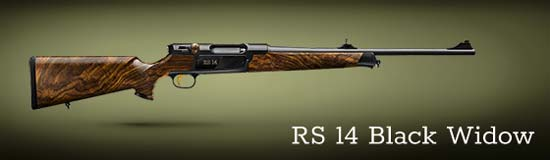 Hunting rifle STRASSER RS Black Widow