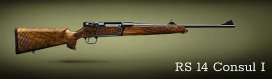 Hunting rifle STRASSER RS Consul I