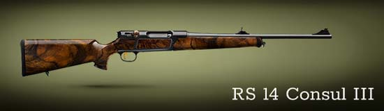 Hunting rifle STRASSER RS Consul III