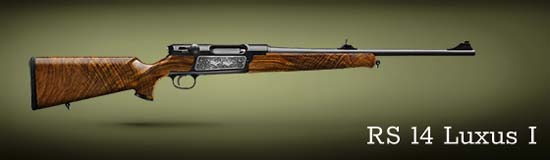 Hunting rifle STRASSER RS Luxus I
