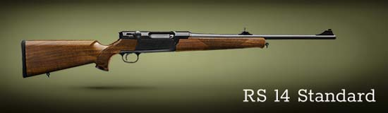 Hunting rifle STRASSER RS Standard