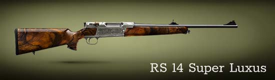 Hunting rifle STRASSER RS Super Luxus