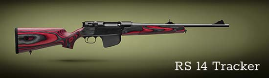 Hunting rifle STRASSER RS Tracker
