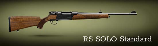 Hunting rifle STRASSER RS SOLO Standard