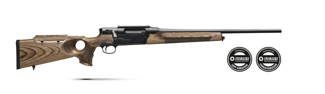 STRASSER RS 14 EVOLUTION Tahr thumbhole