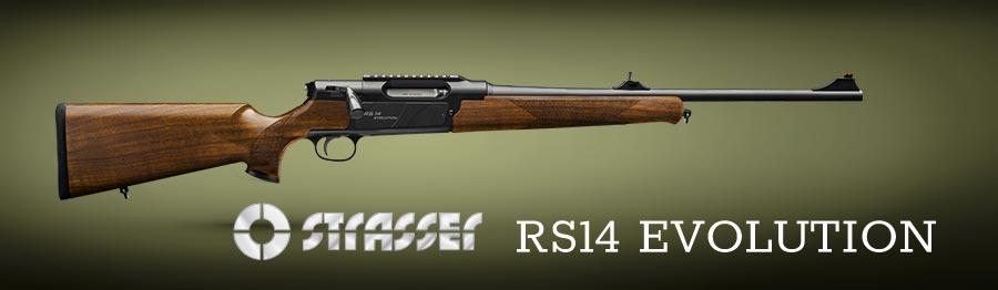 STRASSER RS 14 EVOLUTION fucili da caccia
