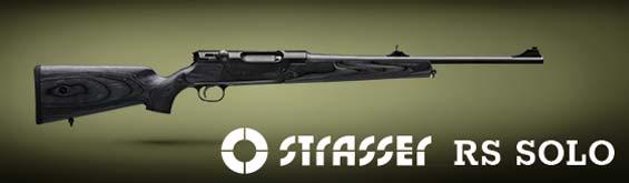 STRASSER RS SOLO fucili da caccia